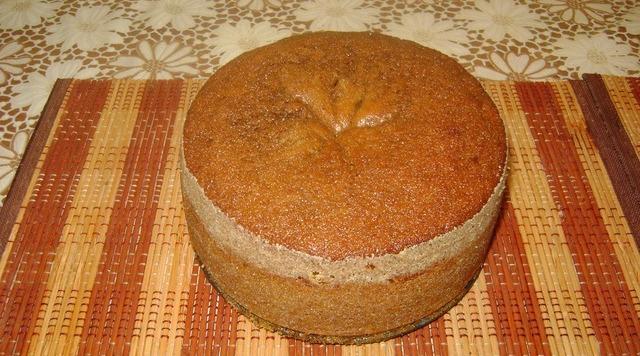 Кофейный пирог14