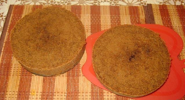 Кофейный пирог15