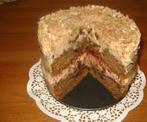 Кофейный пирог в мультиварке
