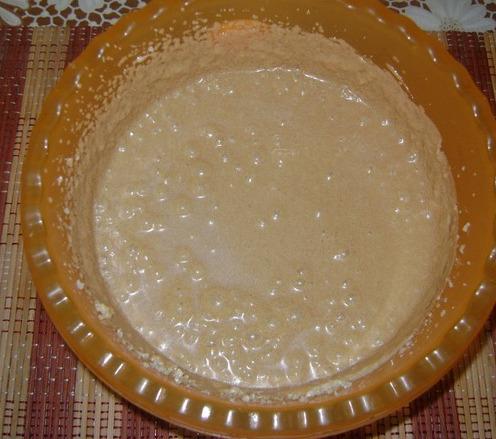 Кофейный пирог6