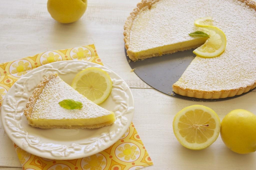 Лимонный торт в мультиварке 1