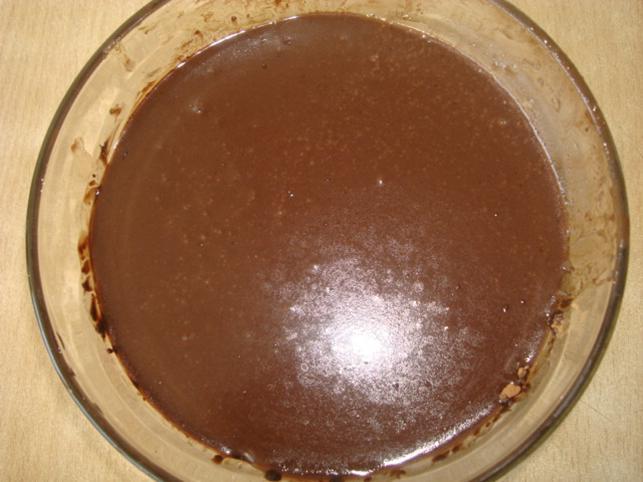 Шоколадный торт 6