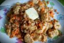 Гречка с мясом в мультиварке рецепты с фото