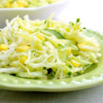 Салат из белой капусты – витаминная бомба!