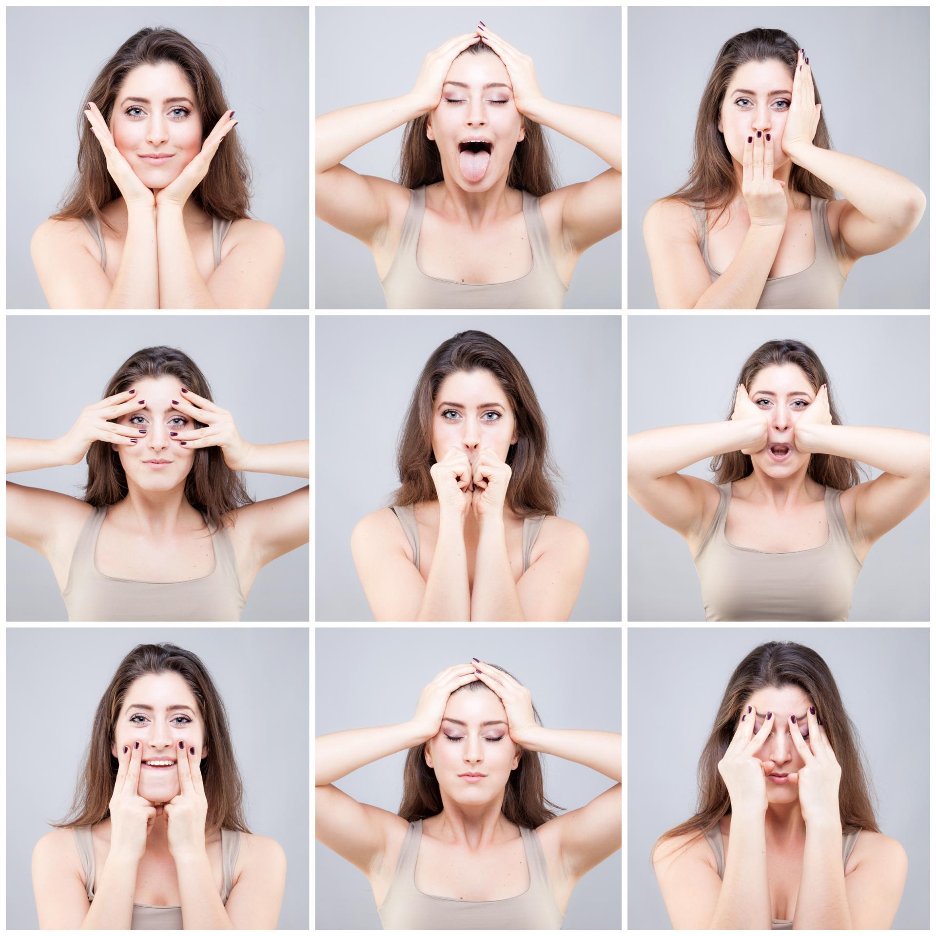 Как в домашних условиях подтянуть лицо: что делать, чтобы овал выглядел подтянутым — упражнения
