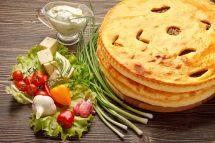 В чем секрет популярности осетинских пирогов?