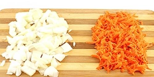 Картофель тушенный с грибами в мультиварке 02
