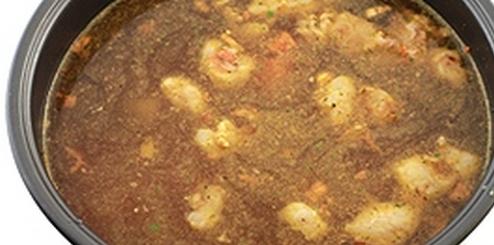 Рисовый суп в мультиварке 08