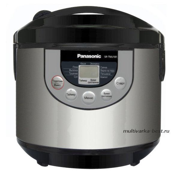Мультиварка Panasonic SR-TMJ181