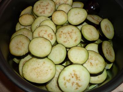 Запеченные овощи в мультиварке