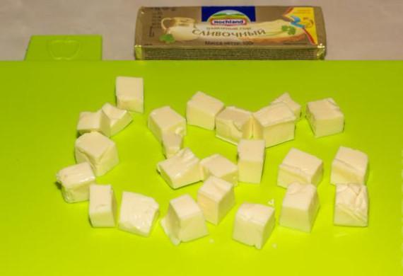 Сырный суп с белыми грибами в мультиварке12