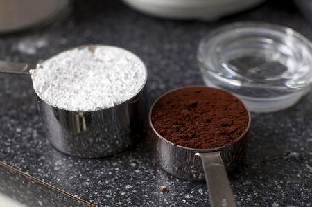 шоколадный десерт 1