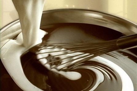 шоколадный десерт 3
