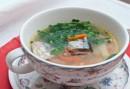 Суп из сайры консервированной в мультиварке