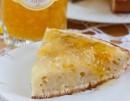 Пирог с заливкой в мультиварке