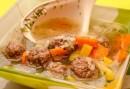 Суп из фрикаделек в мультиварке