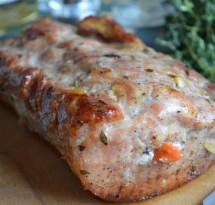 Запеченое мясо в мультиварке