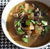 Суп из сушеных грибов в мультиварке