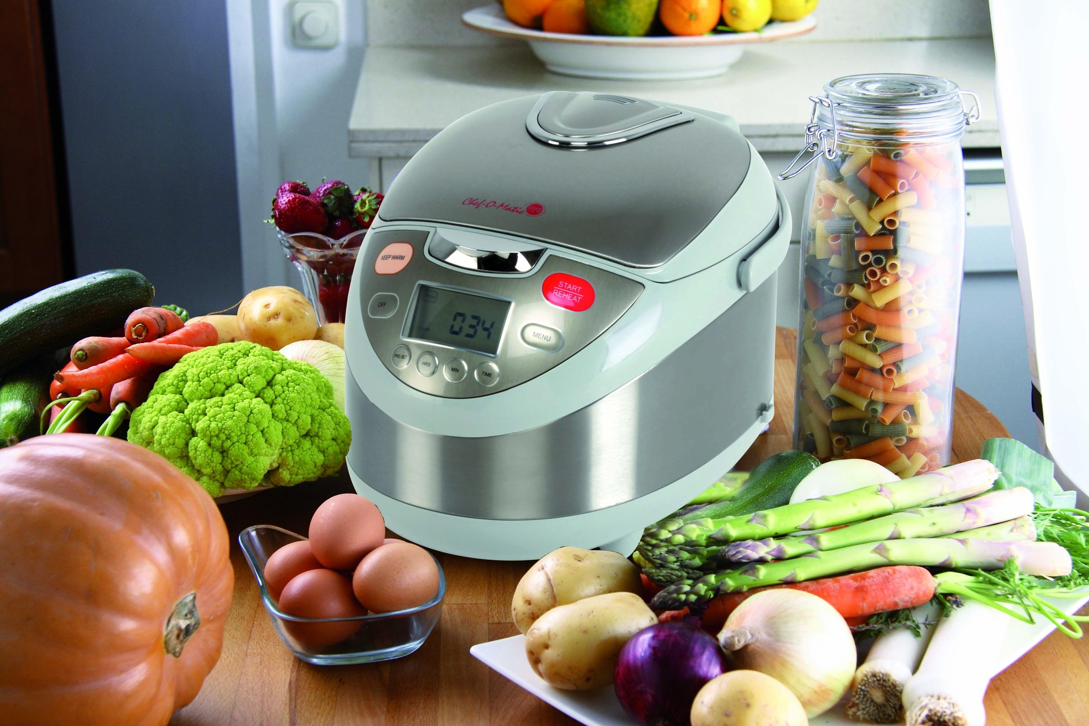 Мультиварка или микроволновка: что купить на кухню?