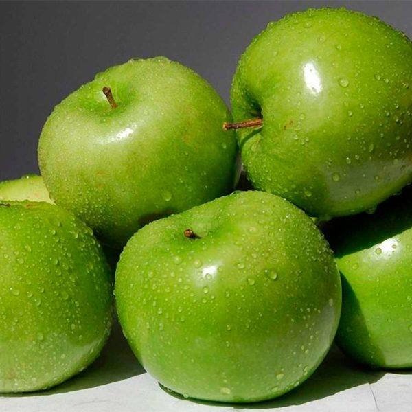 Насыпной (ленивый) яблочный пирог