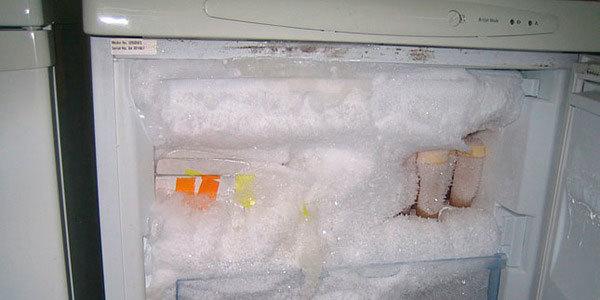 Как разморозить морозильную камеру в холодильнике Атлант