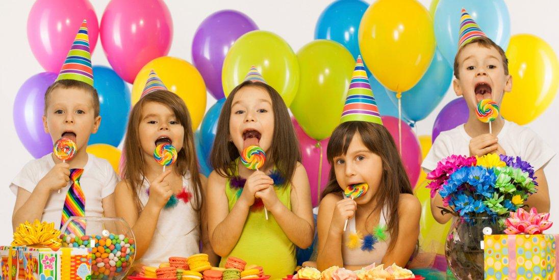 Праздничное оформление детского праздника