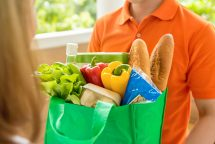 Заказ продуктов из дома в Перекрестке