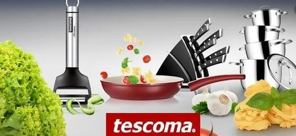 Чешская посуда Tescoma – отличное качество пищи