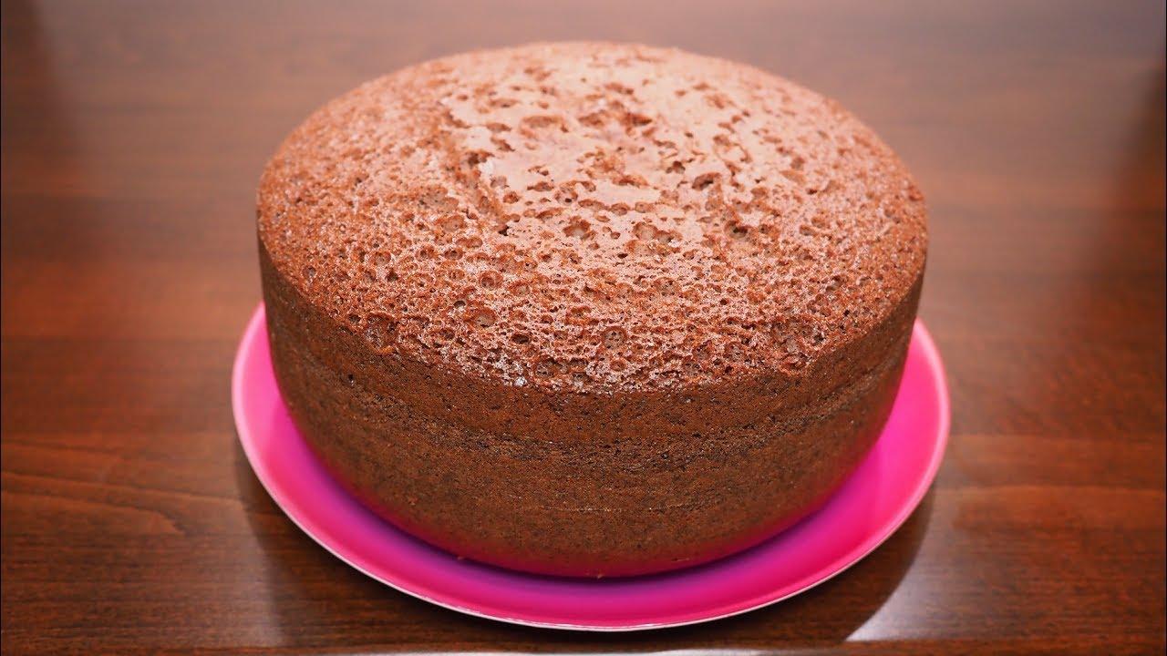 Рецепты приготовления бисквита в мультиварке