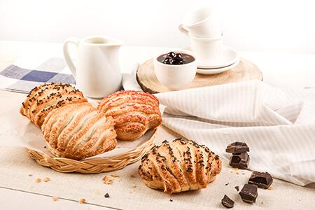Премиум Бейкери: замороженные хлебобулочные изделия оптом из Европы