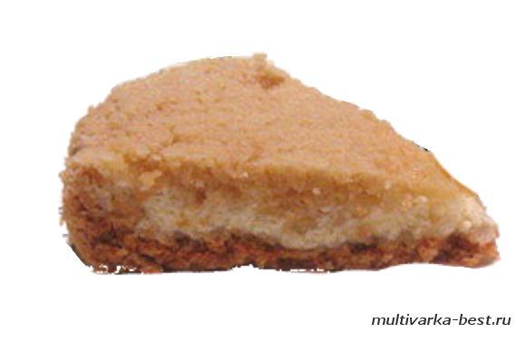 Пирог творожный