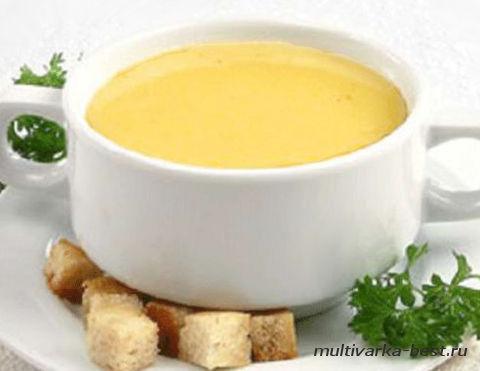 Сырный суп Тыковка в мультиварке