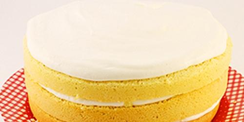 бисквитный торт в мультиварке 6